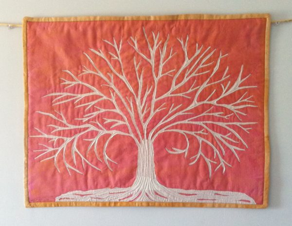 peace tree of life quilt